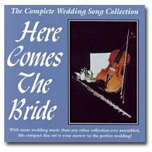 Here Comes the Bride CD