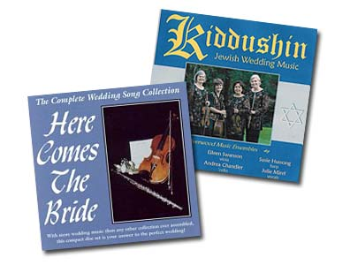 wedding cds
